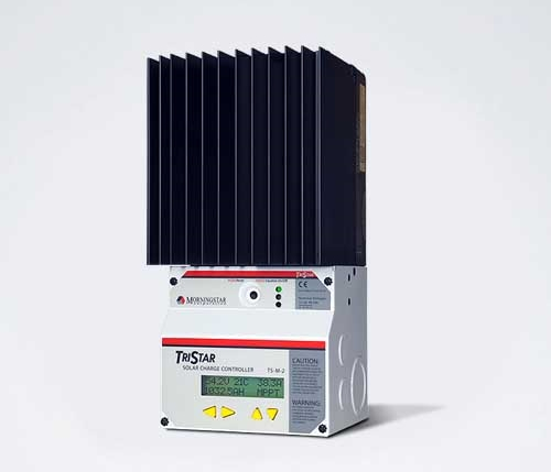 Morningstar solar pv controllers