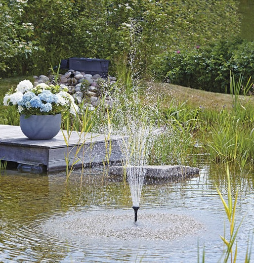 solar powered garden water pumps for ponds and water features