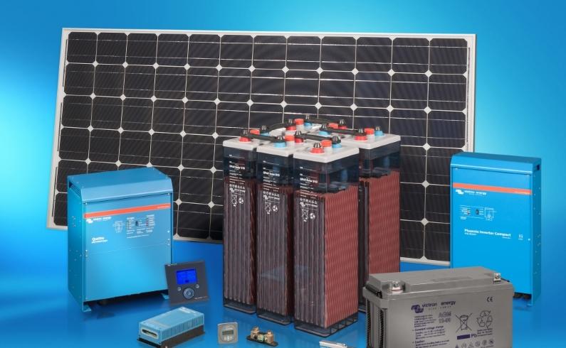 bespoke off grid power kits