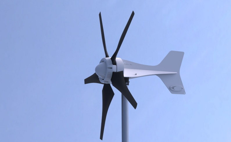 wind generators for off-grid power systems